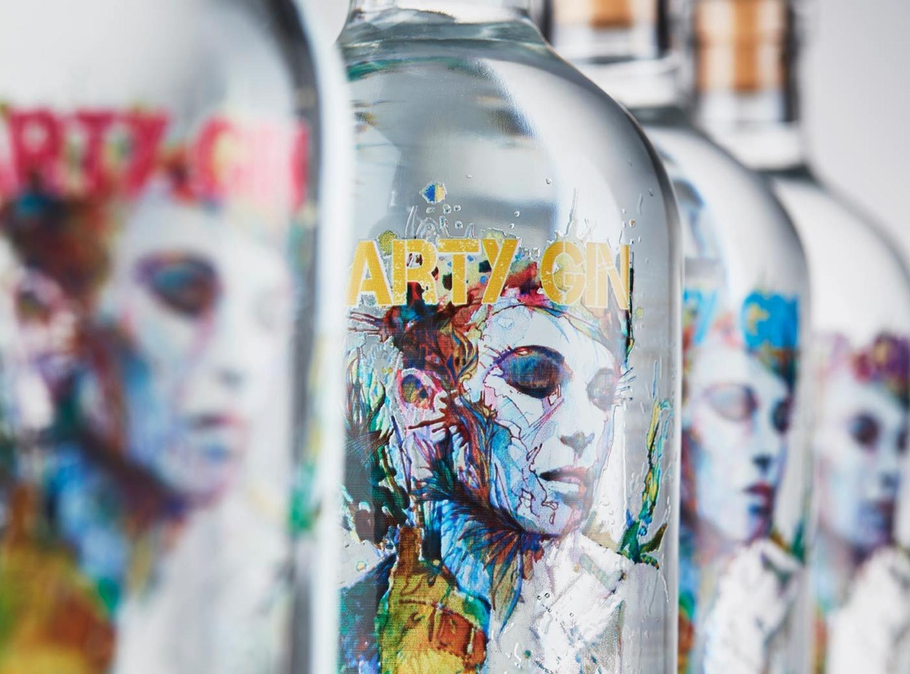 Artygin Bottles Detail
